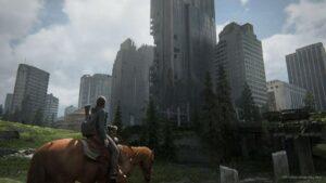 Imagen del videojuego The Last of Us 2