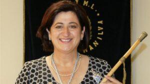 La Alcaldesa De Manilva, Antonia Muñoz