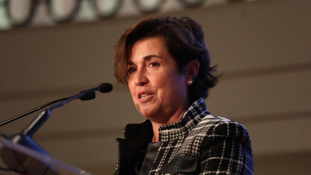 La consejera delegada de Iberdrola, Ángeles Santamaría