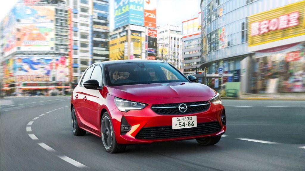 El Opel Corsa en Asia.