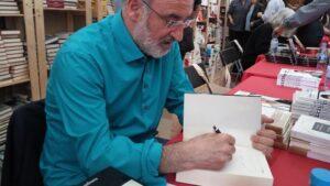 El escritor Fernando Aramburu, autor de 'Patria'
