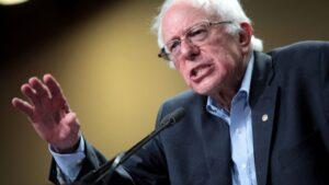 Bernie Sanders, miembro del Partido Demócrata