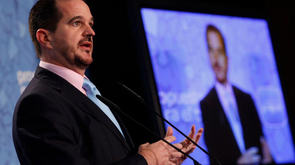 Carlos Iturgaiz, eurodiputado del PP