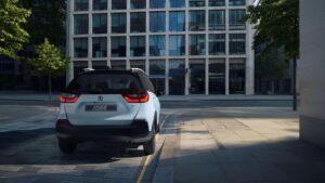 El nuevo Honda Jazz Crosstar - HONDA