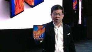 Presentación Huawei Mate Xs