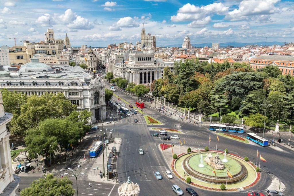 Madrid cibeles