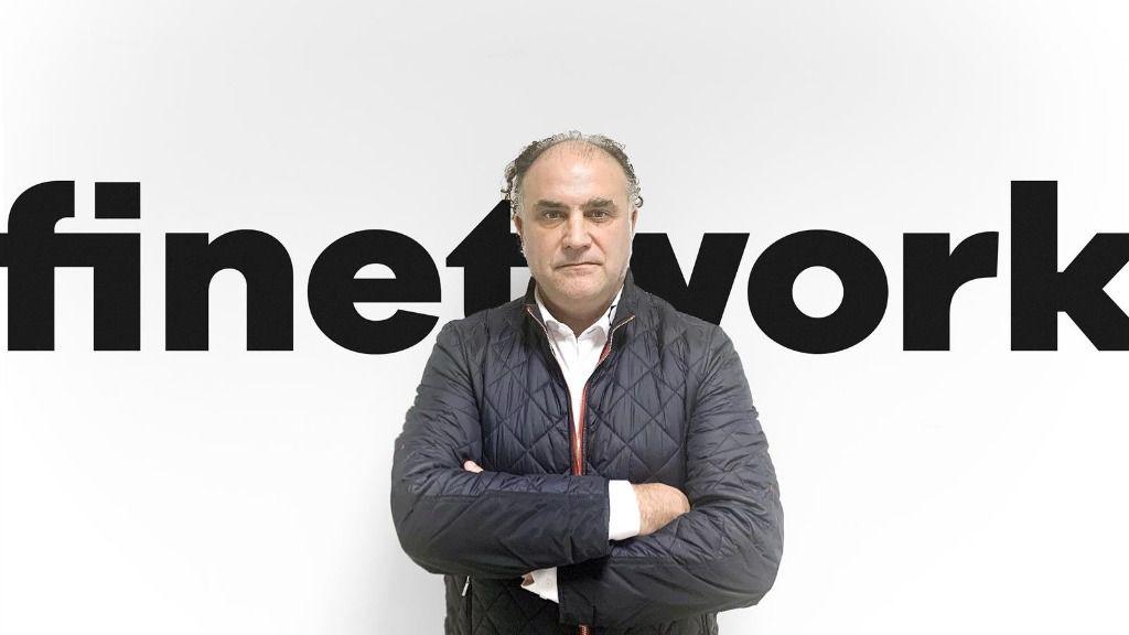 Manuel Hernández, consejero delegado de Finetwork