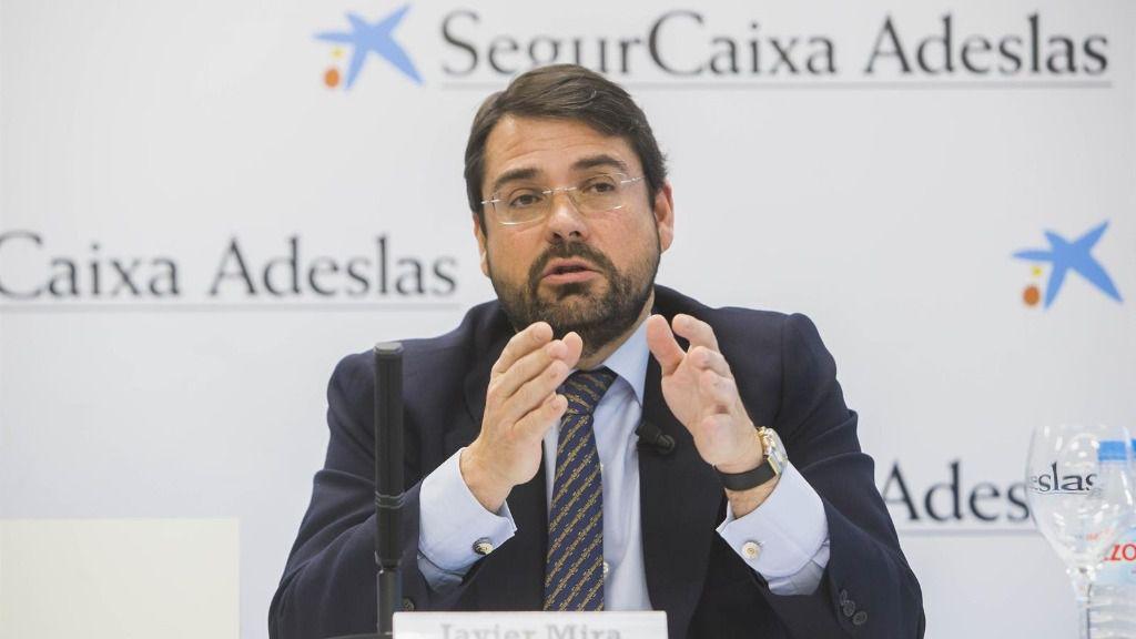 Javier Mira, presidente SegurCaixa Adeslas