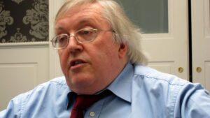 El hispanista Paul Preston