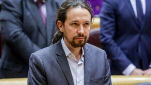 El vicepresidente segundo de Derechos Sociales y Agenda 2030, Pablo Iglesias