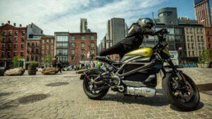 Harley-Davidson LiveWire - HARLEY-DAVIDSON