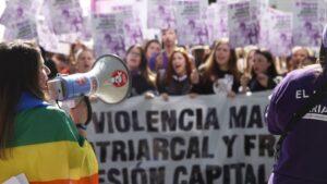 Huega feminista 8m 2019