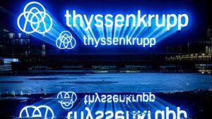Logo de Thyssenkrupp