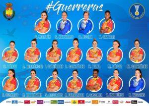 Convocatoria de España para el Preolímpico femenino de balonmano