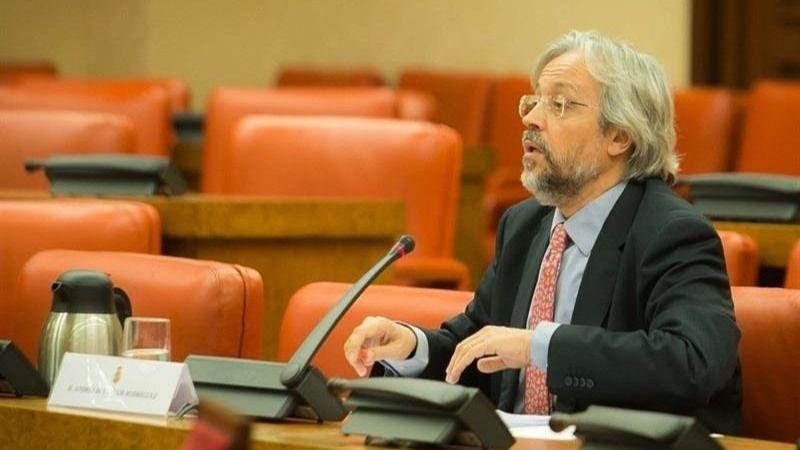 Andrés Betancor, vocal de la Junta Electoral Central (JEC)
