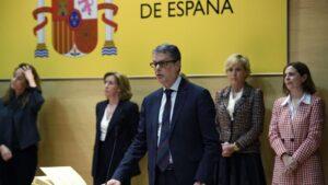 Roberto Sánchez, secretario de Estado de Telecomunicaciones e Infraestructuras Digitales