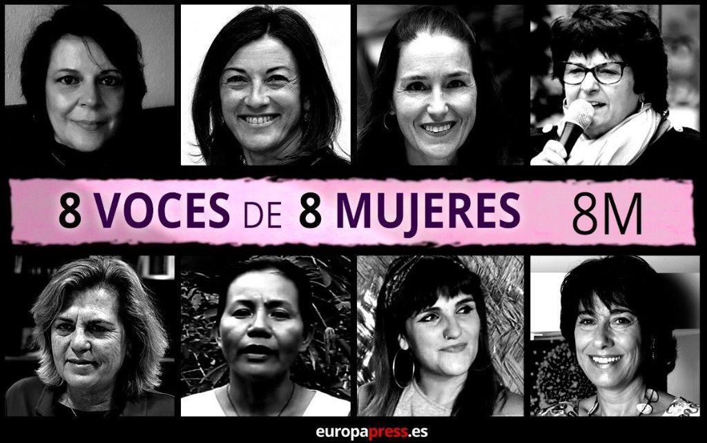 Testimonios de mujeres