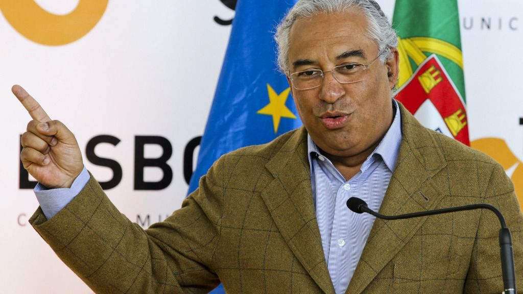 Antonio Costa, presidente de Portugal