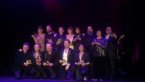 Galardonados por la Unión de Actores y Actices