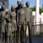 Monumento a las víctimas del 11-M en Alcalá de Henares
