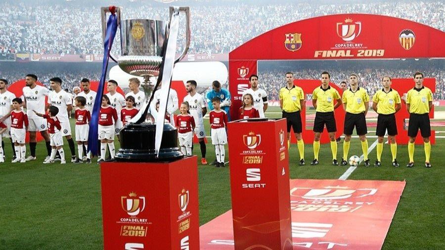 Trofeo de la Copa de S.M. El Rey. - RFEF