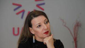 María José Landaburu, secretaria general de UATAE
