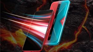 Red Magic 5G de Nubia.