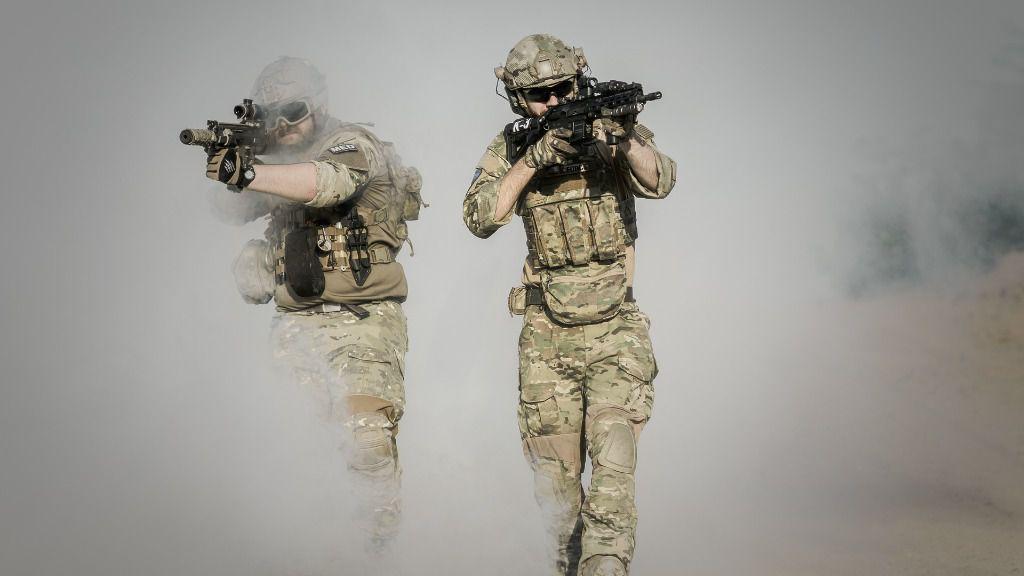 soldados ejercito guerra