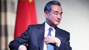 El ministro de Asuntos Exteriores chino, Wang Yi, en Múnich