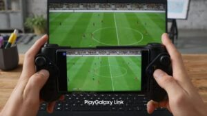 Samsung extiende PlayGalaxy Link, su plataforma de videojuegos en 'streaming'