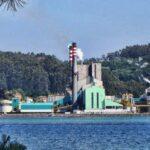 Ence pierde 192 millones por las provisiones ante el posible cierre de la fábrica en Pontevedra