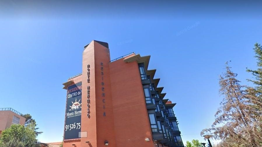 Residencia de mayores Monte Hermoso en Madrid