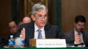 Jerome Powell, gobernador de la Reserva Federal