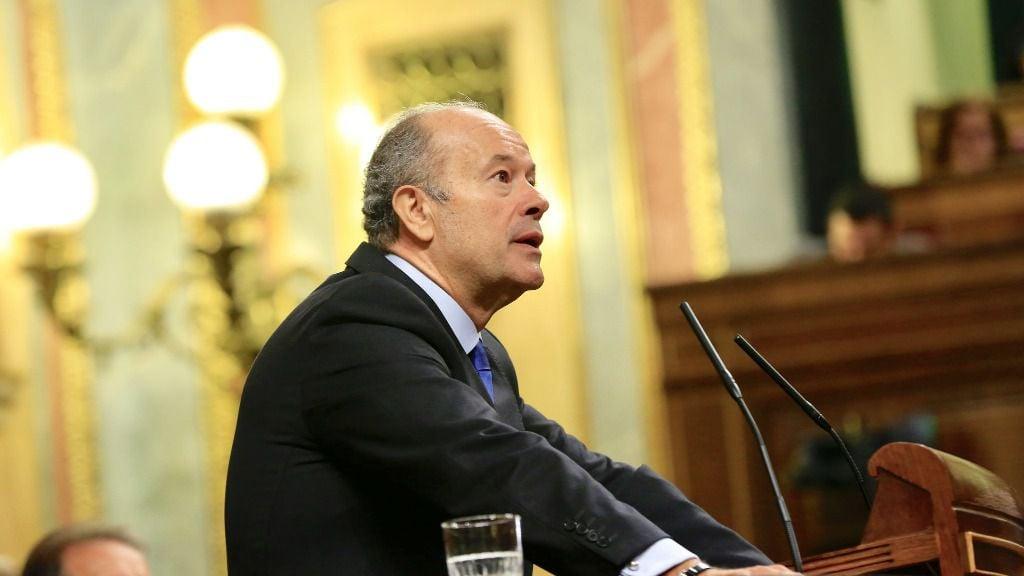 Juan Carlos Campo, portavoz de Justicia del PSOE