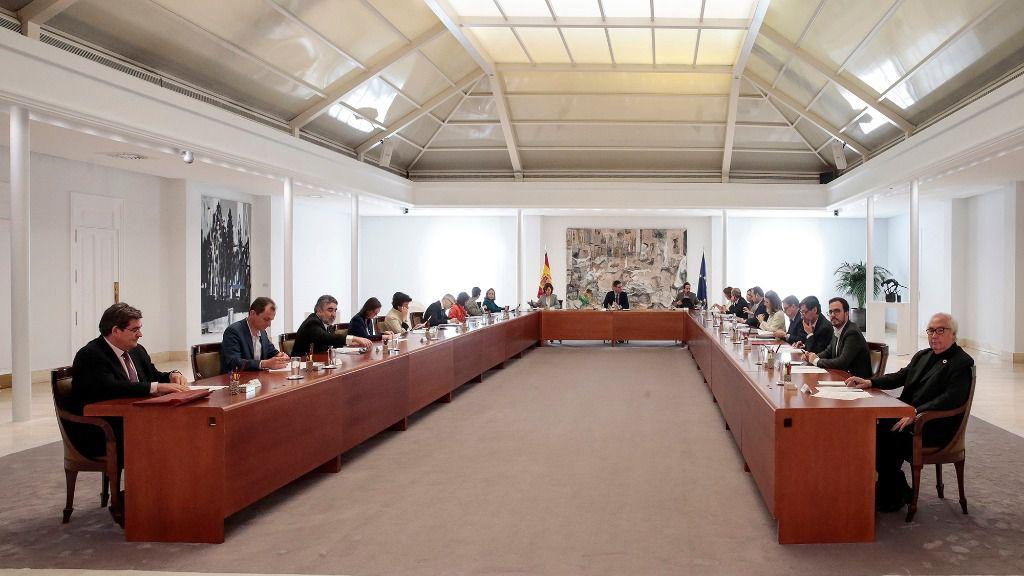 Pedro Sánchez, ministros, Consejo de Ministros