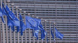 Banderas de la Union Europea