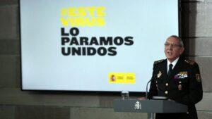 El director adjunto operativo (DAO) de la Policía, José Ángel González