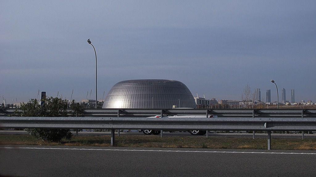 Campus de la Justicia de Madrid