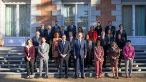 Rey Felipe VI y Consejo de Ministros