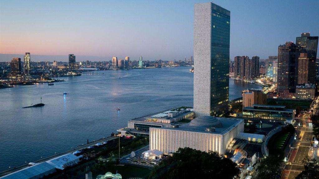 Sede de la ONU