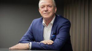 El presidente en funciones de Seat, Carsten Isensee, en una entrevista de Europa Press