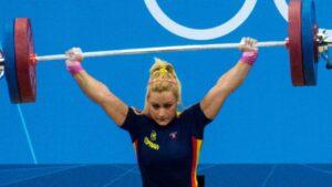 Lydia Valentín, deportista olímpica