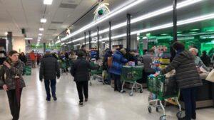 Supermercado de Mercadona