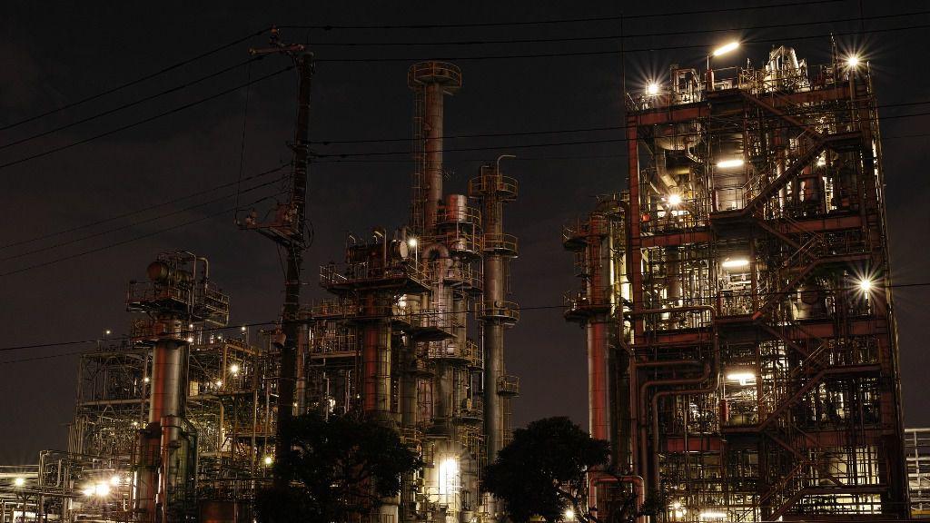 Fábrica industria