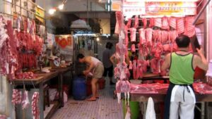 Mercado húmedo