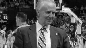 Martín Labarta, delegado del Valencia Basket