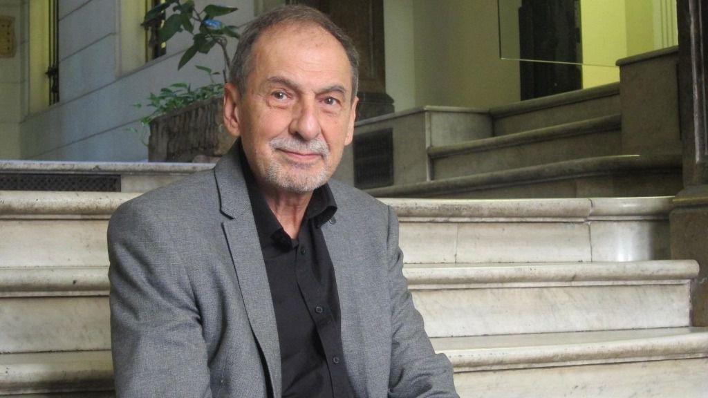 JOSEP MARIA BENET I JORNET dramaturgo español y guionista de televisión (archivo)