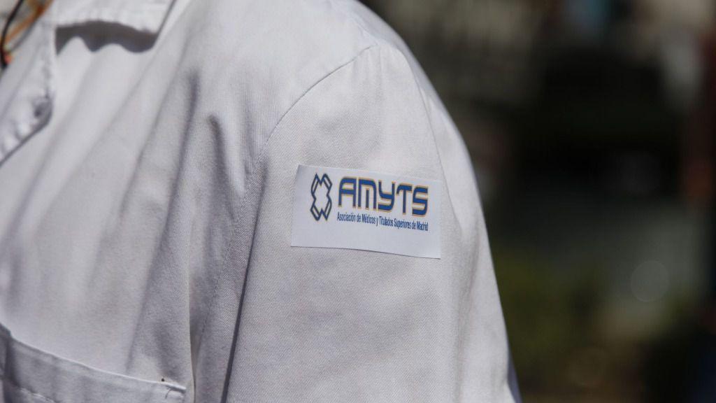 Asociación de médicos titulados superiores de Madrid amyts marea blanca