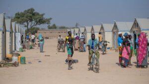 Desplazados en Burkina Faso