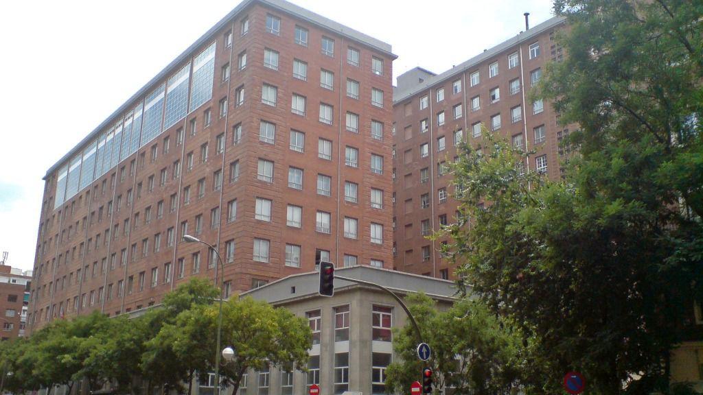 Hospital Universitario de La Princesa.